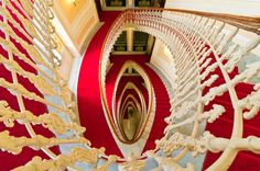 Staircase XIV by Reiko Seefeldt on 500px