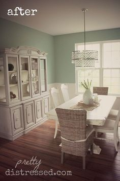 Creating a Light and Bright Dining Room :: Hometalk