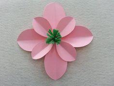 DIY Simple Paper Flower