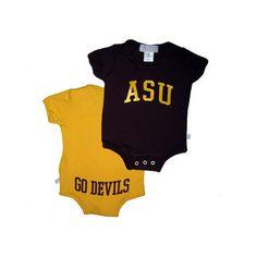 ASU Infant Diaper Onesie
