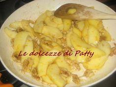 STRUDEL DI MELE VELOCE ricetta buonissima