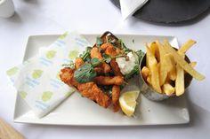 Fish & Chips in Brownes Bar Fish And Chips, Restaurant Bar, Fresh, Drink, Food, Beverage, Essen, Meals, Yemek