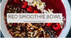 Opskrift: Smoothie bowl med hindbær & brombær ⋆ MoniaMagdalena