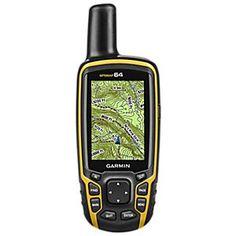 Garmin GPSMAP 64 Handheld GPS Unit | Bass Pro Shops: The Best Hunting, Fishing, Camping & Outdoor Gear