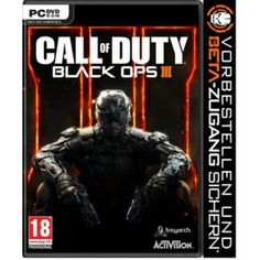 Call of Duty: Black Ops III - Import (AT)  PreOrder Code  PC in Actionspiele FSK 19, Spiele und Games in Online Shop http://Spiel.Zone