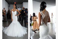 Galia Lahav spring 2015 bridal collection   - ELLE.com