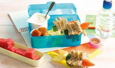 Pack an exciting and nutritious lunch with our handy, healthy and practical lunch box recipe ideas