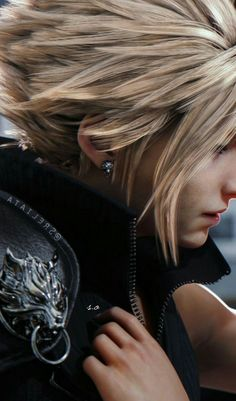 Final Fantasy Cloud, Final Fantasy Artwork, Final Fantasy Vii Remake, Fantasy Series, Cloud And Tifa, Cloud Strife, Martial Arts Games, Zack Fair, Final Fantasy Characters
