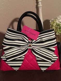 Betsey Johnson Handbag #BetseyJohnson #ShoulderBag