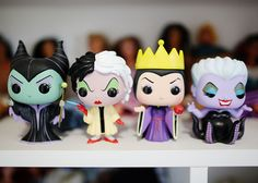Havaianas das Vilãs Disney (e toy arts!) | Just Lia