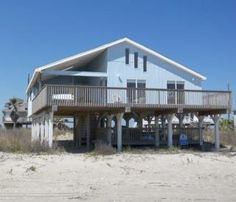 I like this one!      Vacation rental in Galveston from VacationRentals.com! #vacation #rental #travel