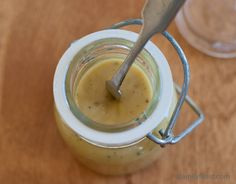 Favorite Vinaigrette - perfect on salads or over vegetables. Simple and delicious.