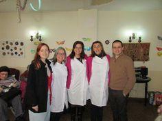 As nossas alunas e os nossos alunos visitaram o Lar de Camarate para atividades de Carnaval.