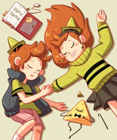 foxydodo:Thank you everyone that made Gravity Falls happen (including this amazing fandom). It was an unforgettable experience and it will live on!