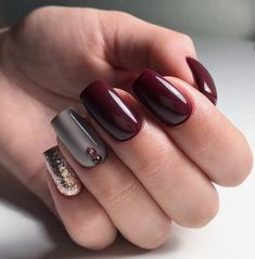 Goorgeous nails #beauty #nails #NailJewels