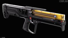 ITAR 03 Weapon Concept Design by EdonGuraziu.deviantart.com on @DeviantArt