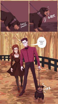 Hades' Holiday :: Part 3. Page 9   Tapastic Comics - image 1