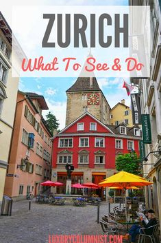 What to See with One Day in Zurich, Switzerland - Best Sights