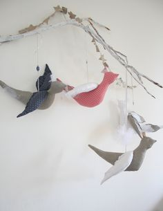 Tweety birds hanging decoration