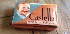Castella babyzeep - super fatted babysoap