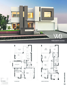 Fine Plan Maison Tunisie Architecture that you must know, You?re in good company if you?re looking for Plan Maison Tunisie Architecture Modern House Floor Plans, Dream House Plans, Villa Plan, Modern Villa Design, Facade House, Architecture Plan, House Layouts, Exterior Design, Building A House