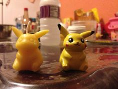 Pikachu Candle by ThePilyFoundation on Etsy, $2.50
