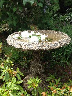 vignette design: Water Features In The Garden
