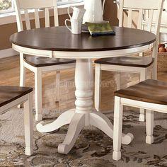 Whitesburg Round Dining Table