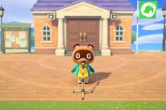 thenationalvideogamemuseum: Hello everyone. This is Tom Nook.... Animal Crossing, Things That Bounce, Things To Do, Bottle Images, Message In A Bottle, My Tumblr, Hello Everyone, Day, Animals