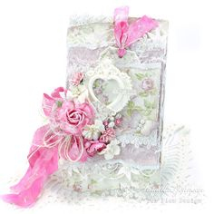 My Little Craft Things: Pion Design - Pink Valentine Roses