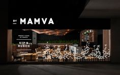 MAMVA is a popular health-food restaurant located in San Pedro Garza García, Mexico that serves fresh smoothies, juices, salads and paninis. Our proposal uses symbolism and easy, simple language to communicate friendliness and natural health. Drawing from…