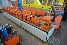 #Fireproof #roller #shutter #door #machine is specially designed for the production of fireproof composite shutter curtain sheet. The steel composite fireproof rolling shutter door is a new generation product, which has two types of common type (single piece) and compound type. Composite steel fire shutter doors (without water curtain protection) from the inside and outside the two-piece curtain plate composition, the middle filled with fire protection materials.