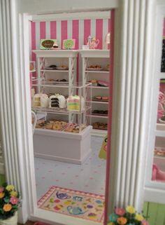 A sneak peek into the bakery