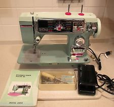 INDUSTRIAL STRENGTH MORSE PRINCESS SEWING MACHINE LOADED COMPLETELY SERVICED