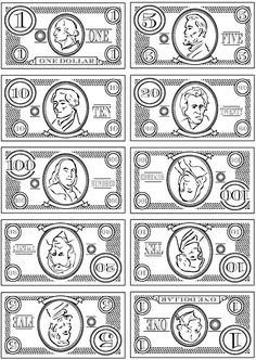 new vector saving up free printable play money awesome ideas