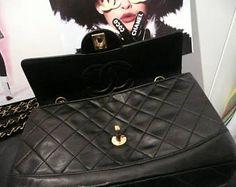 Image result for chanel 255 Bag vintage