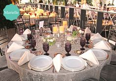 Complace a tus invitados con uno de nuestros banquetes. | #ameventos #banquetes #bodas #catering #cocina #gourmet #eventos
