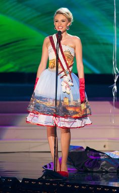 Miss Germany from 2014 Miss Universe National Costume Show | E! Online