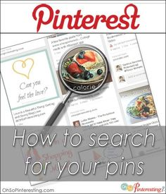 How to find your Pins Pinterest Board Names, Pinterest Pin, Pinterest Tutorial, Pinterest For Business, Pinterest Marketing, Making Ideas, Helpful Hints, Finding Yourself, Free