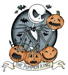 The Pumpkin King by sassafrass002.deviantart.com on @deviantART