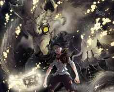 This HD wallpaper is about Anime, Black Clover, Charmy Pappitson, Original wallpaper dimensions is file size is Manga Art, Anime Manga, Anime Art, Manga Drawing, Fanarts Anime, Anime Characters, Black Clover Wallpaper, Espada Anime, Black Clover Manga