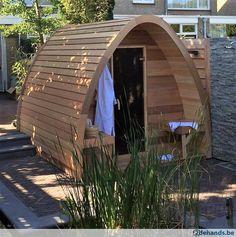 backyard design – Gardening Tips Outdoor Toilet, Outdoor Sauna, Jacuzzi Outdoor, Outdoor Decor, Diy Sauna, Small Backyard Pools, Small Pools, Pool Decks, Saunas