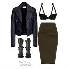 thecurvyfashionista_ (The Curvy Fashionista) on Instagram