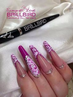 PIPE NAILS? what u think? | russian almond | stiletto | nail art ideas | unas | ongles