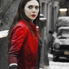Wanda Maximoff Age of Ultron