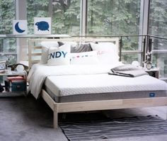 In the market for a medium firm TempurPedic-quality foam mattress for a small fraction of the price? Then Endy may be the right mattress for you. Innovative online mattress-in-a-box companies like Casper & Saatva shook the mattress industry to its foundation a few years ago. By removing ...  #mattress #bedroom