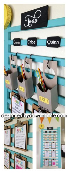 Respect, Responsibility, Right Choices DIY Chore & Behavior System with Free Printables from @dawnnicole81
