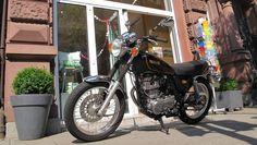 Yamaha SR 400 : Motorrad pur