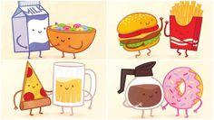 Facebook Twitter Google+ Pinterest LinkedIn WhatsApp Hay parejas que deberían estar unidas para siempre. Y no, no hablo de personas ni gente famosa, hablo de parejas gastronómicas. Y es que Philip Tseng, un diseñador de San Diego (Estados Unidos), ha creado una serie de ilustraciones que unen diferentes alimentos que deberían ir siempre juntos: la [&hellip