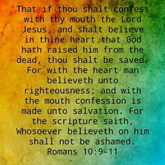 Romans 9:10-11 #newbeginnings